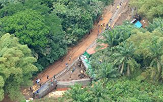 剛果一火車發生脫軌事故 至少24死31人傷