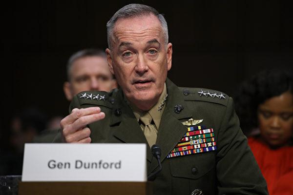 美军官:谷歌在中国的工作令中共军事受益