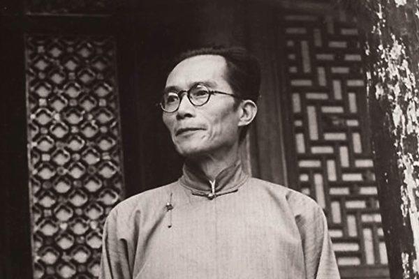 """被誉为清华""""永远的校长""""的梅贻琦先生。(公有领域)"""