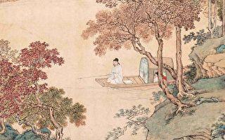 南朝人误入山洞 遇到汉代的道家隐士河上公