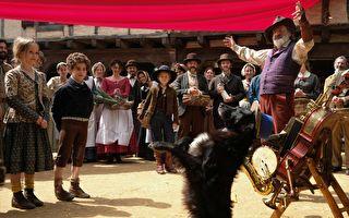 导演夸张要求内心戏 《苦儿流浪记》狗狗、小猴竟会演