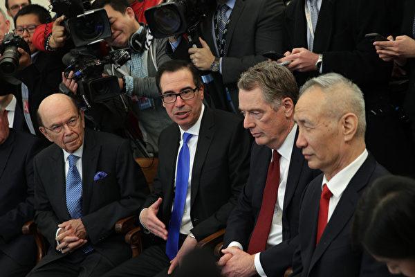 庫德洛:關稅是為確保中方留在談判桌