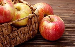 苹果中的抗氧化物质有助修复肺部炎症,煮熟后其果胶可以保护血管。(Shutterstock)