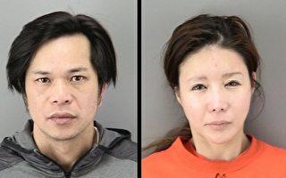 舊金山突襲日落區大麻種植屋   2名涉案華人被捕