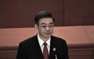 中共最高法院院長周強最近醜聞不斷(GREG BAKER/AFP/Getty Images)