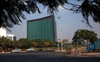 華為、阿里巴巴996工作制,並將其視為企業文化,引發熱議。圖為華為深圳總部。(Daniel Berehulak/Getty Images)