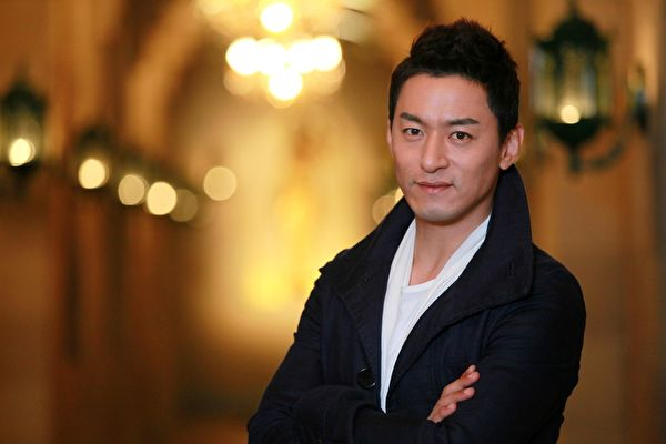 韩国男星朱镇模资料照。(华视提供)