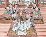 《幼學》故事(38)佛祖與老子
