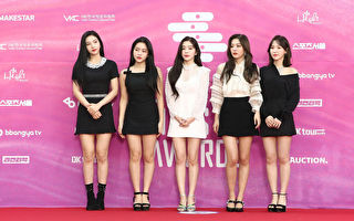 Red Velvet首访越南 粉丝拿五色除尘撢子迎接