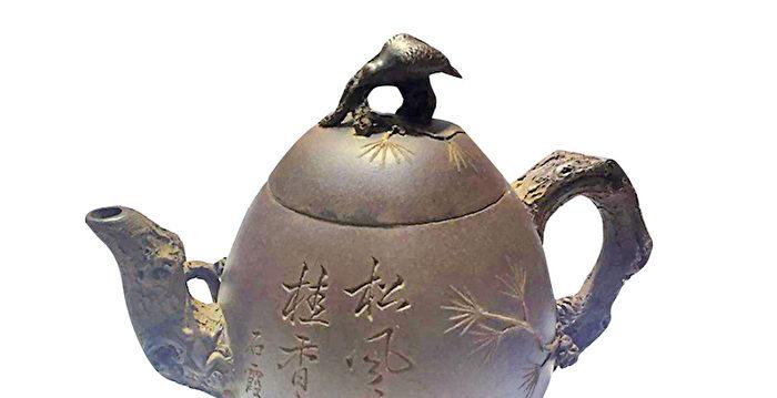 紫玉金砂(1):紫砂文化淵源