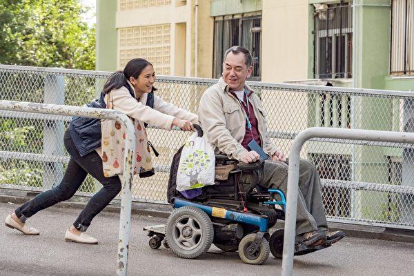 香港電影《淪落人》