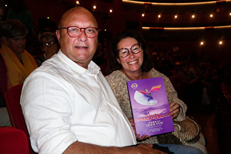 2019神韻紐約藝術團在法國普羅旺斯大劇院演出