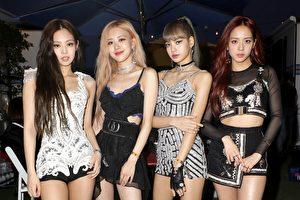韩国人气女团BLACKPINK出席COACHELLA FESTIVAL(科切拉音乐节)资料照。(Roger Kisby/Getty Images for YouTube)