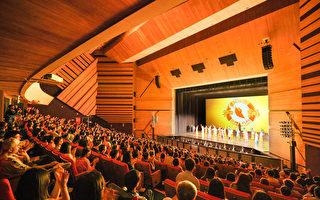 「全世界最美 一定有神助」 台中爆滿加座