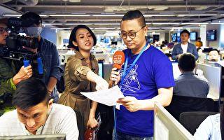 邰智源體驗新聞採訪 感受「沒吃飯」最辛苦