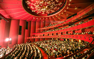 「神韻帶給世界希望」 肯尼迪中心週六爆滿