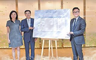香港六成为两房单位 MONTARA下月初开售