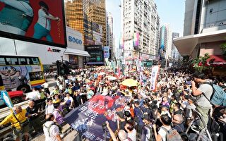 香港13万人上街怒吼:撤回送中引渡恶法