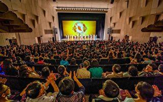 「神韻傳達神的旨意」 台南連兩場大爆滿