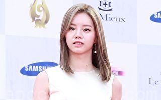 韩国女团Girl's Day成员李惠利资料照。(全景林/大纪元)