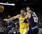 NBA西部榜首之争:金州勇士轻取丹佛掘金