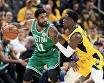 NBA季后赛 凯尔特人横扫步行者晋级
