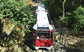 香港山顶缆车今起暂停服务