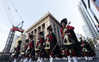 「英雄與我們同在」澳紐軍團104周年紀念