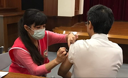 桃園就是狂,開放市民免費接種流感疫苗。