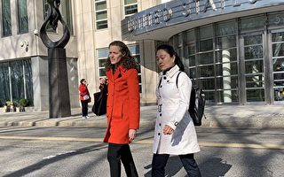 林英庭訊否認為中共代理人 美檢方逐條反駁