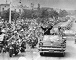蒋介石过世后 整理其遗物时有惊人发现