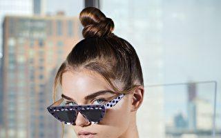 FENDI 春夏新太阳眼镜 变化时尚造型
