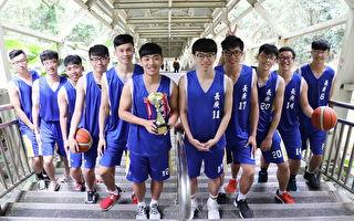 UBA大專校院籃球聯賽  長庚大學男籃季軍