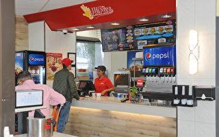 移民投資商機,大溫哥華唯一焗雞炸雞連鎖店Hi Five,以天然健康食材開創快餐新趨勢。 (童宇/大紀元)