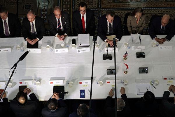 美中貿易談判卡在關稅上 能否達協議難料