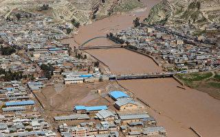 伊朗罕見大雨引發洪水 至今70人喪生