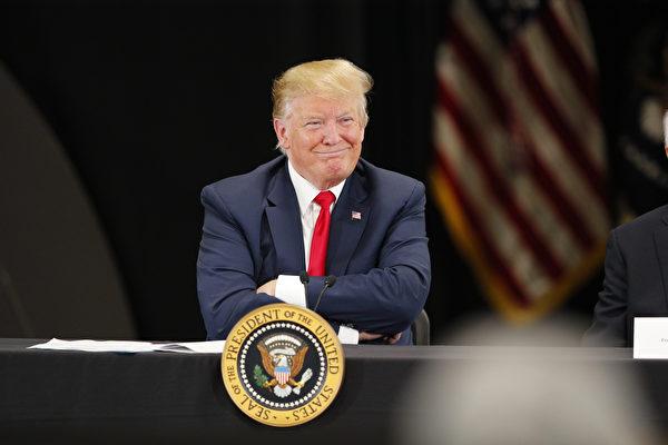 美國總統川普(特朗普)週一(4月15日)表示,美中談判不管能否達成協議,美國都是贏家。