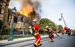 【翻墙必看】中国无人机现身巴黎圣母院火灾现场的背后