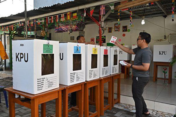 印尼大选现总统宣布胜选 反对派不认同