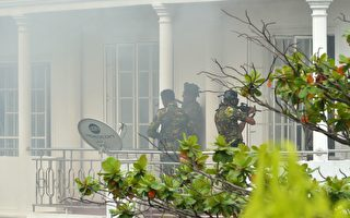 斯里蘭卡連環攻擊 13名嫌犯被捕