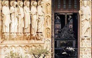 圣母院大火 消防员救下世纪珍宝的背后关键