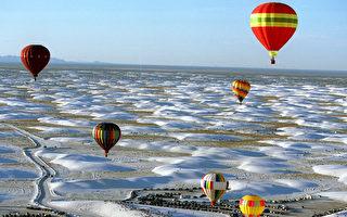 组图:美国白沙国家公园 美得令人着迷