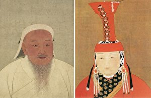 【贤后传】成吉思汗一生珍爱的大蒙古皇后
