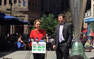 曼哈顿14街6月份起 禁私家车通行