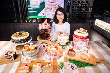 每年母亲节档期是烘焙业者兵家必争之地,85度C推出高跟鞋等6款造型蛋糕,目标销售超过21万颗蛋糕、档期营收较去年增加3至5%。