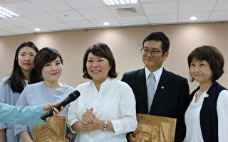 最美飯店桃城茶樣子 繪日之丘獲黃敏惠表揚