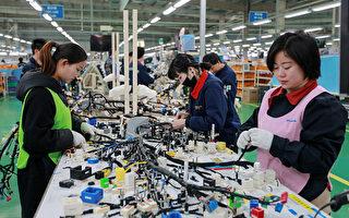 美中谈判持续至今未有缓解迹象,外国企业陆续将供应链迁出中国;有报告指出,有六成美国大型跨国公司开始转移在华供应链。(STR/AFP/Getty Images)