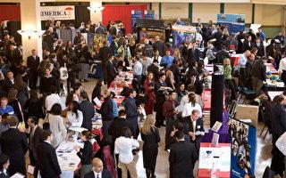美劳力市场强劲 申请失业金人数创49年新低