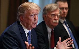 周三(4月3日),美国总统川普签署了一份旨在打击网上销售假冒商品的备忘录。(Mark Wilson/Getty Images)