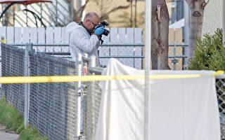 週一(4月15日)上午,卑詩中南部小城潘提克頓(Penticton)發生槍擊案,4人死亡,一名60歲的嫌犯自首。(加通社)